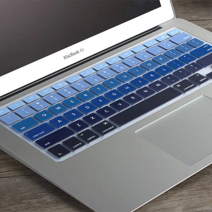 Keyboard Cover (Gradient Blue)