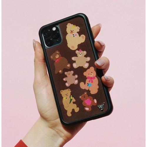 Wildflower Cases Bear-y-Cute iPhone Case