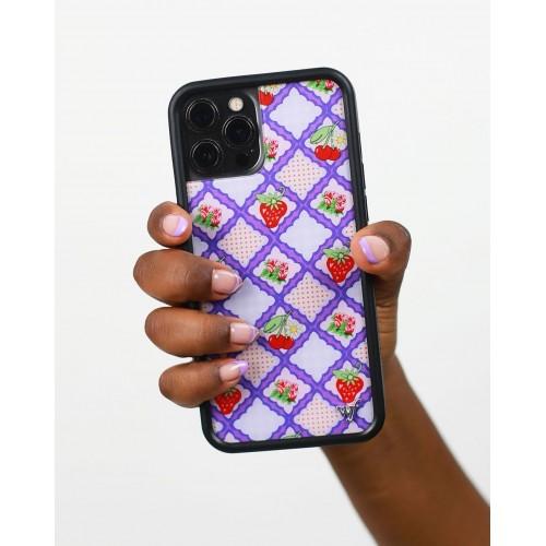 Wildflower Cases Berry Jam iPhone Case