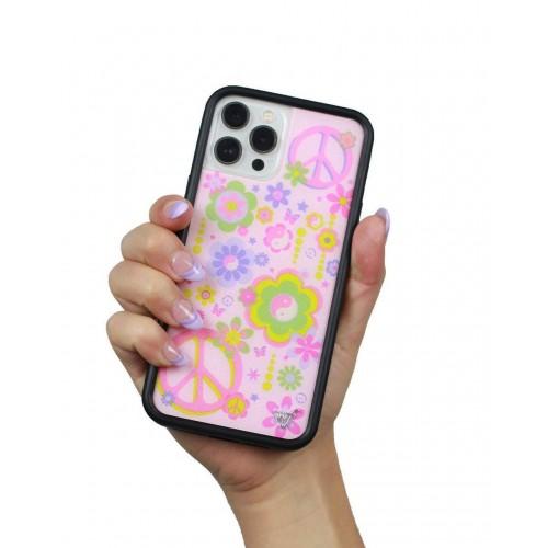 Wildflower Cases Peace N Luv iPhone Case