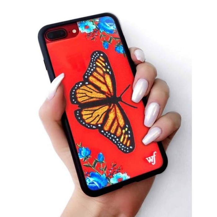 Wildflower Cases Butterfly iPhone Case
