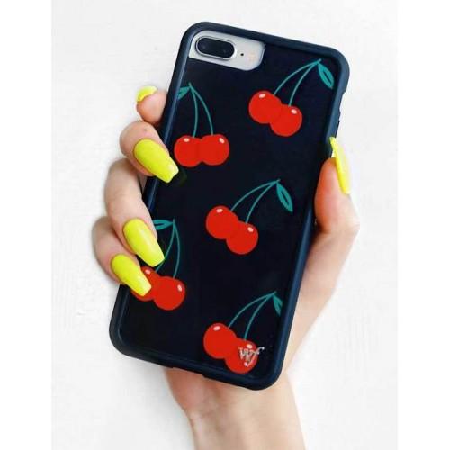 Wildflower Cases Cherry Pop iPhone Case