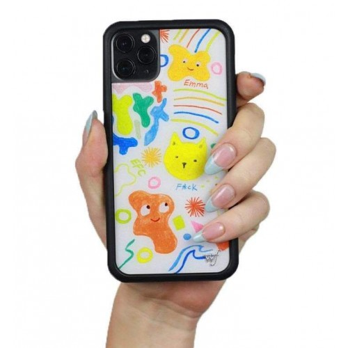 Wildflower Cases *Collaboration* Emma Chamberlain iPhone Case