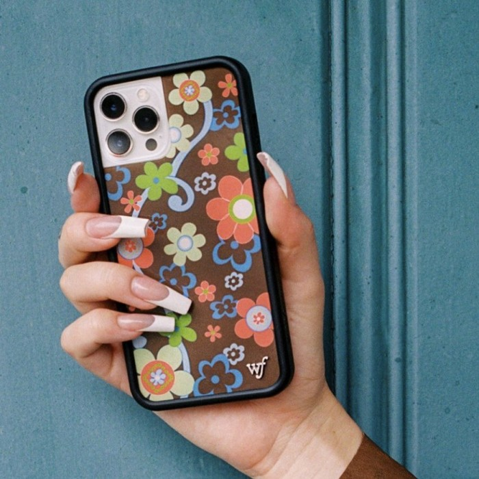 Wildflower Cases **NEW** Far Out Floral iPhone Case