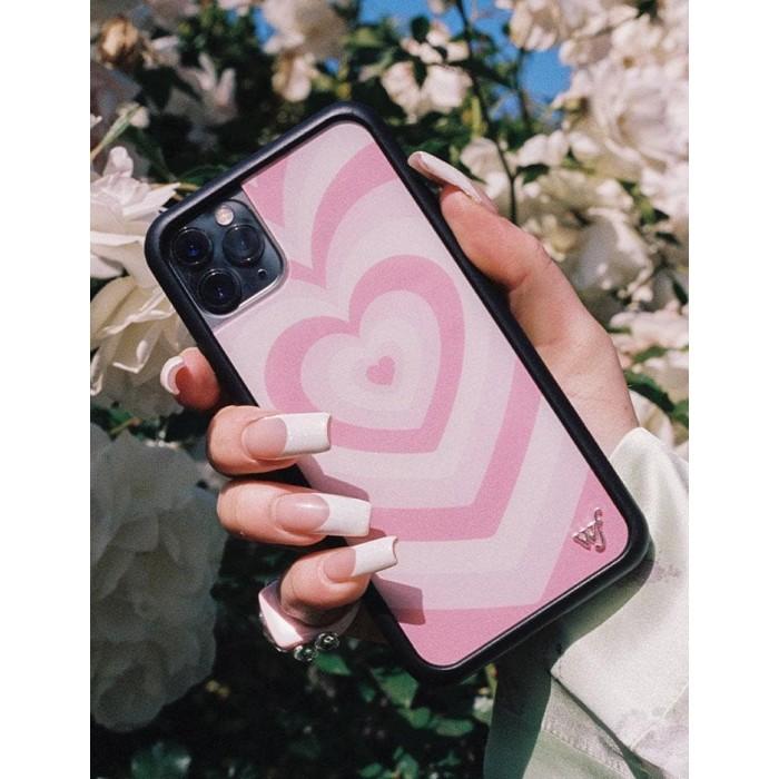 Wildflower Cases Rose Latte Love iPhone Case