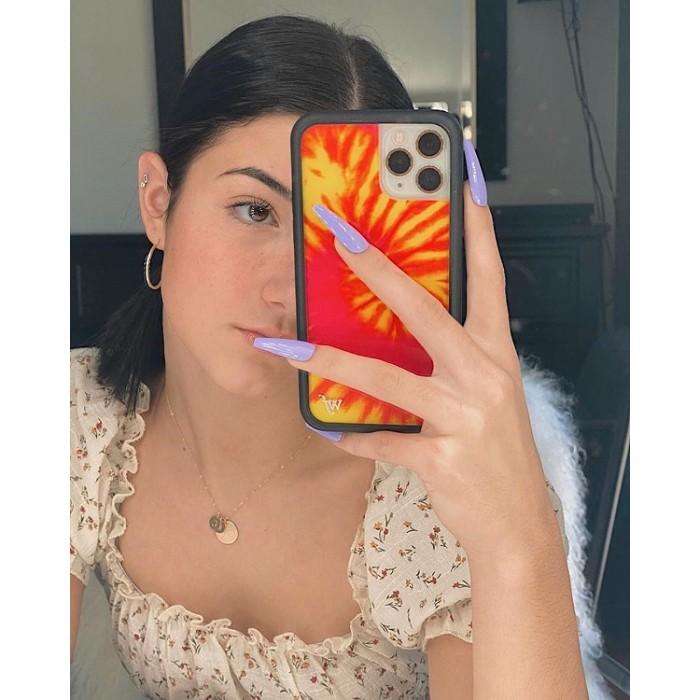 Wildflower Cases Swirl Tie Dye iPhone Case