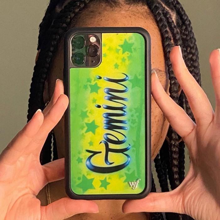 Wildflower Cases Zodiac Gemini iPhone Case (7-10 Biz Days Delivery)