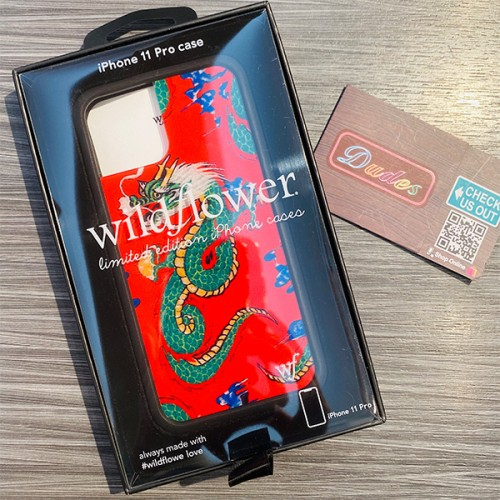 Wildflower Cases Red Dragon iPhone Case