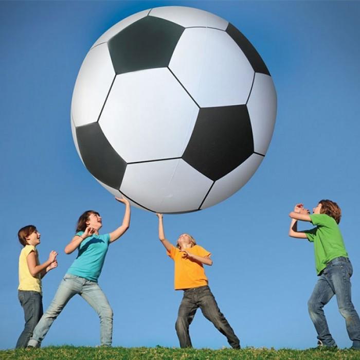 Over 6 Feet Giant Soccer