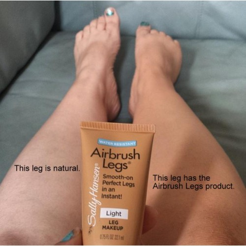 Airbrush Legs Lotion by SALLY HANSEN