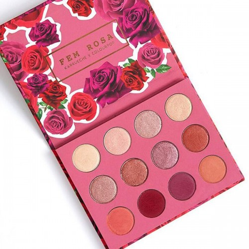 SHE Eyeshadow Palette by Colourpop ** Pre-Order: 7 Business Day Delivery**