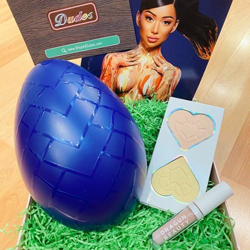 Beauty Egg Set Lavender by DRAGUN BEAUTY