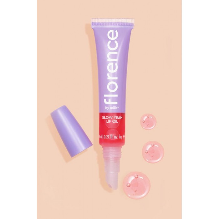 Glow Yeah Lip Oil by FLORENCE BY MILLS  ( 7-10 biz days delivery )