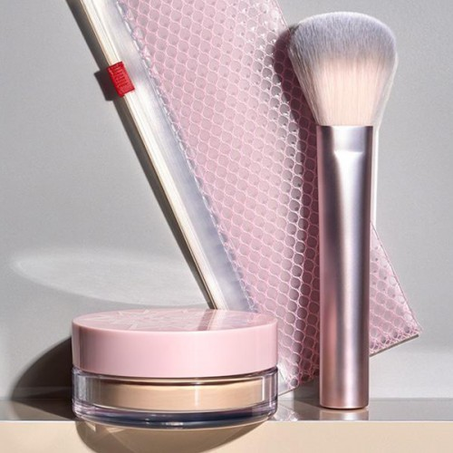 Wowder Powder with Wowder Brush by Glossier