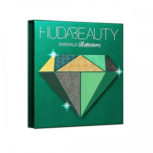 Emerald Obsessions Palette by Huda Beauty ** Pre-Order: 7 Business Day Delivery**