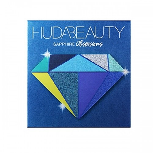 Sapphire Obsessions Palette by Huda Beauty ** Pre-Order: 7 Business Day Delivery**