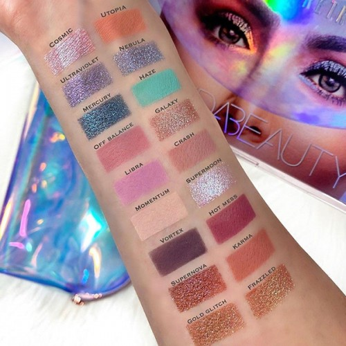 Mercury Retrograde Eyeshadow Palette by HUDA BEAUTY