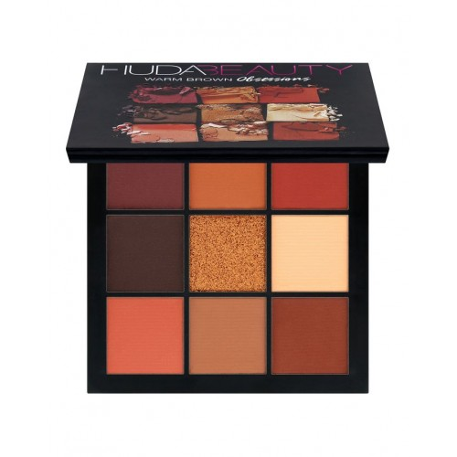 Warm Brown Obsessions Palette by Huda Beauty