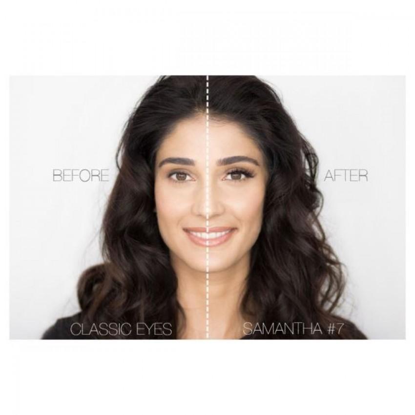 09999a2d0 Samantha Lashes #7 by Huda Beauty