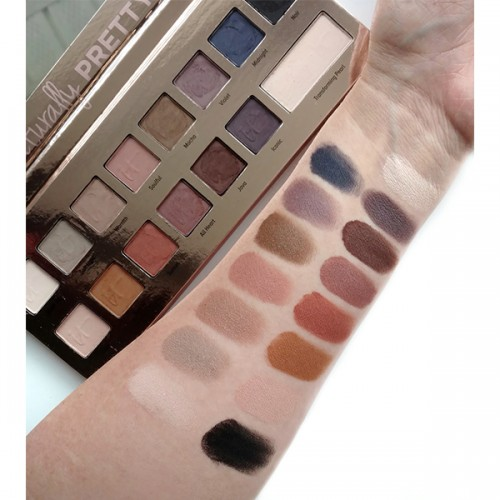 Naturally Pretty Matte Luxe Transforming Eyeshadow Palette by it Cosmetics ** Pre-Order: 7 Business Day Delivery**