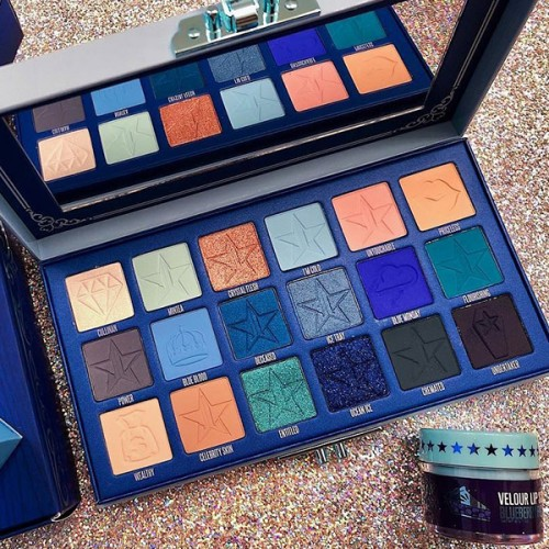 BLUE BLOOD Eyeshadow Palette by JEFFREE STAR