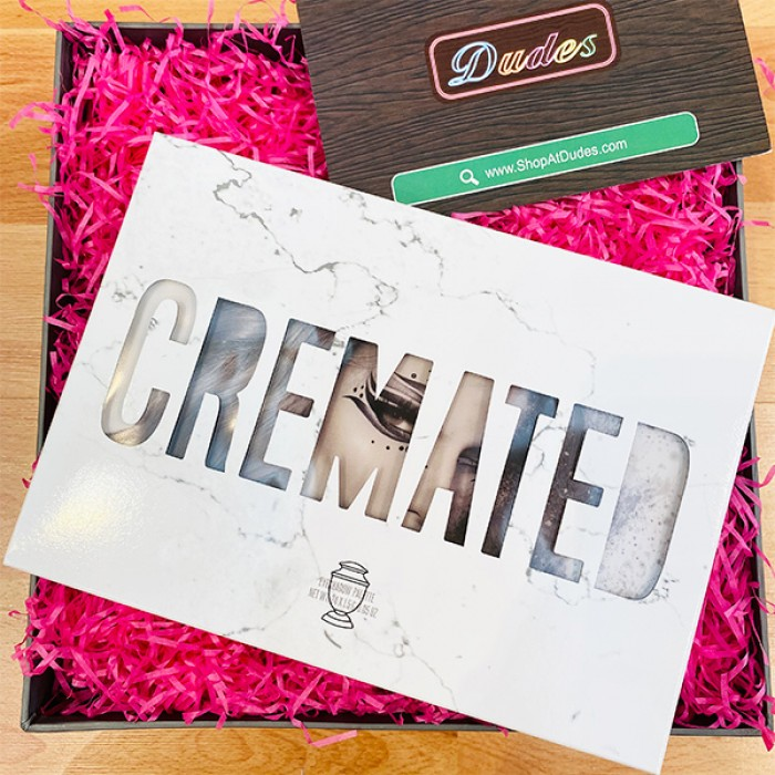 Cremated Eyeshadow Palette by Jeffree Star