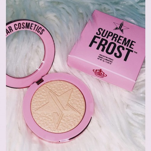 SUPREME FROST Frozen Peach by Jeffree Star