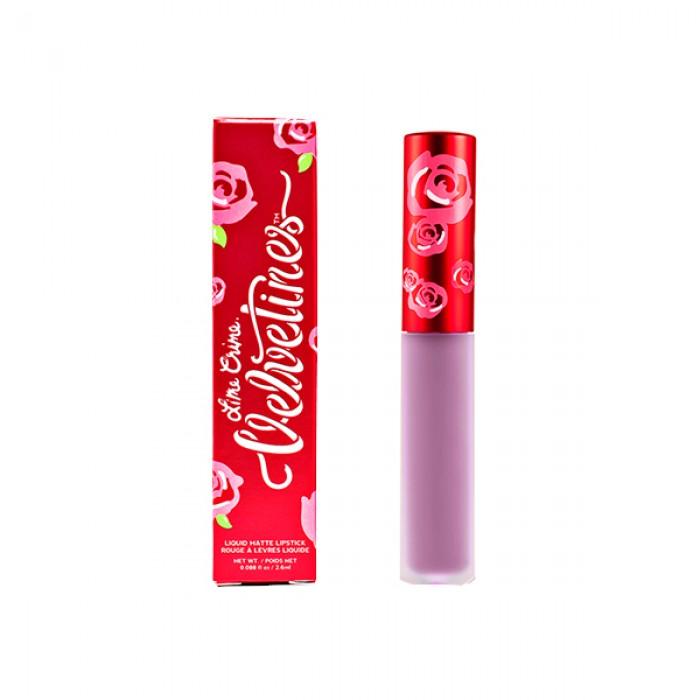 Liquid Lipstick Wisteria by LIME CRIME