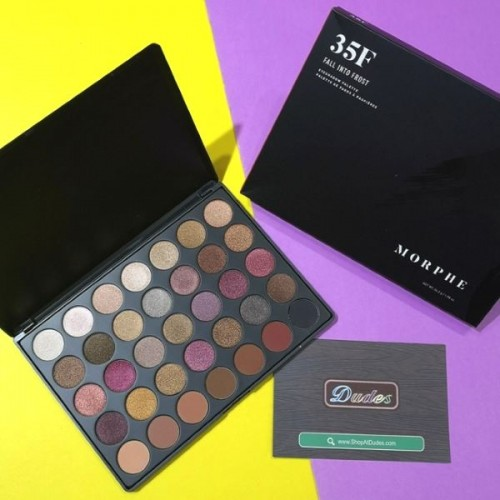 35F Eyeshadow Palette by Morphe **7 Business Days Delivery**