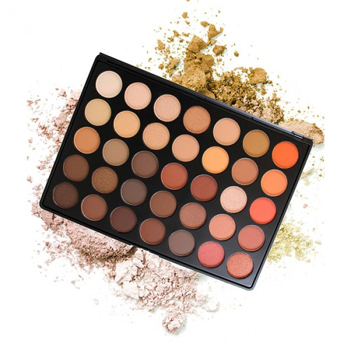 35O Eyeshadow Palette by MORPHE **7 Business Days Delivery**