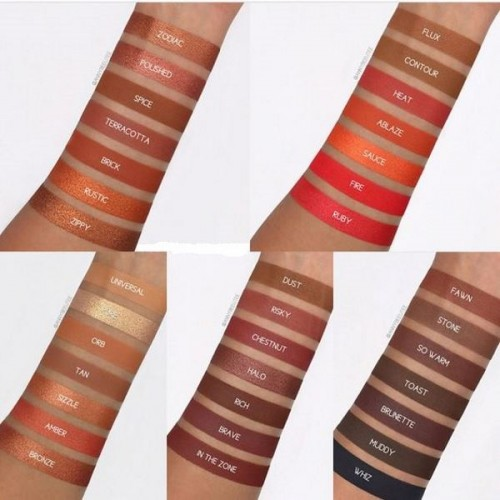 35O2 EyeShadow Palette by MORPHE **7 Business Days Delivery**