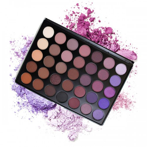 35P Eyeshadow Palette by MORPHE **7 Business Days Delivery**
