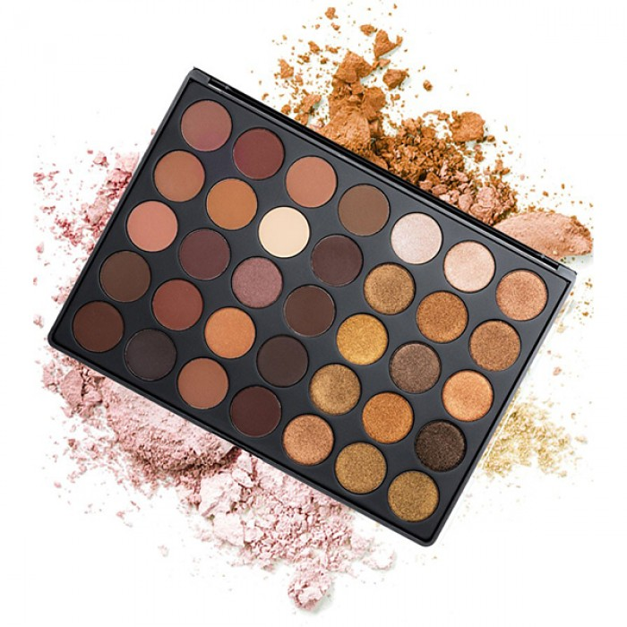 35R Eyeshadow Palette by MORPHE 35P  **7 Business Days Delivery**
