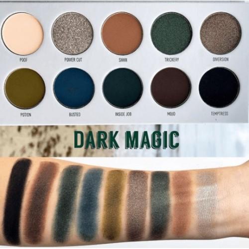 JACLYN HILL The Vault Eyeshadow Palette Dark Magic by MORPHE