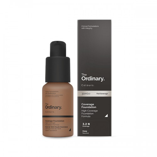 Coverage Foundation by The Ordinary