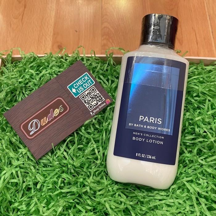 Bath & Body Works Body Lotion for Men Paris