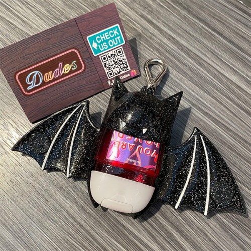 Bath & Body Works PocketBac Hand Sanitizers Holder Bat (Hand Sanitizer is NOT included)