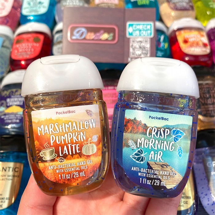 Bath & Body Works PocketBac Hand Sanitizers (1 Piece)