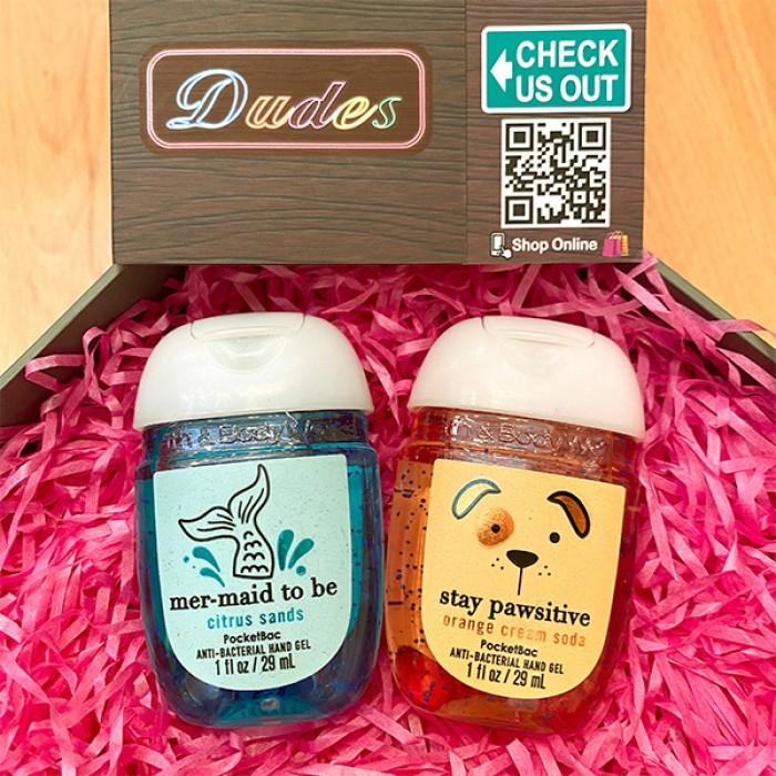 Bath & Body Works PocketBac Hand Sanitizers (1 Piece) Animal