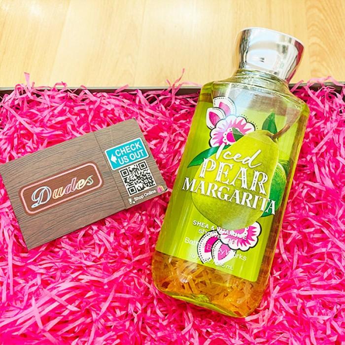 Bath & Body Works Shower Gel Iced Pear Margarita