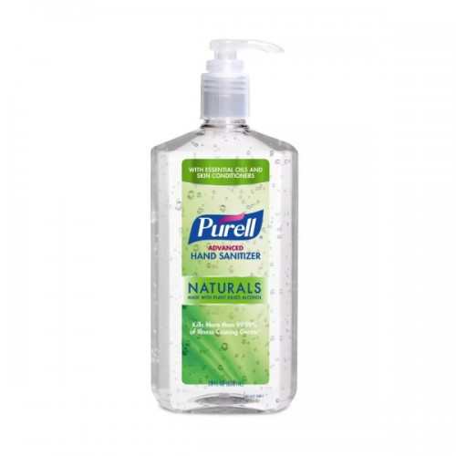 Purell Hand Sanitizer Naturals 28 oz / 828ml