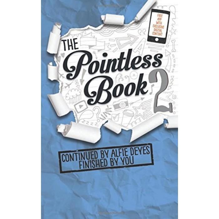 Alfie Deyes - The Pointless Book 2