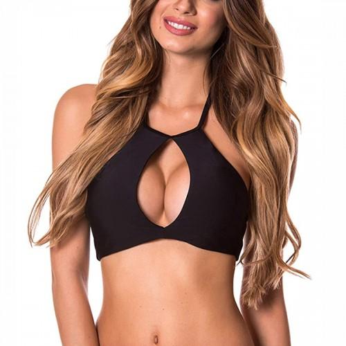 Swimwear Bikini Black Set