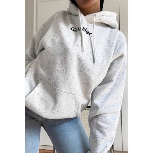 *Limited Edition* Terrazzo Hoodie by Glossier *7-10 Biz Days Delivery