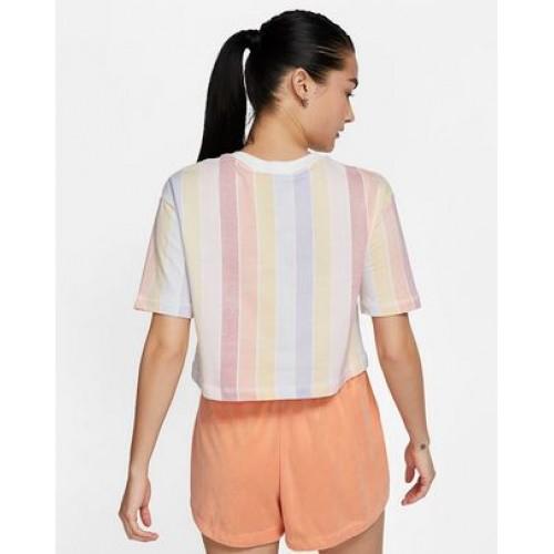 Nike Rainbow Stripes Tee