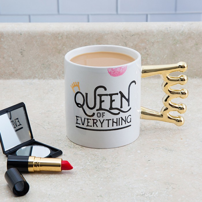 The Queen of Everthing Coffee Mug