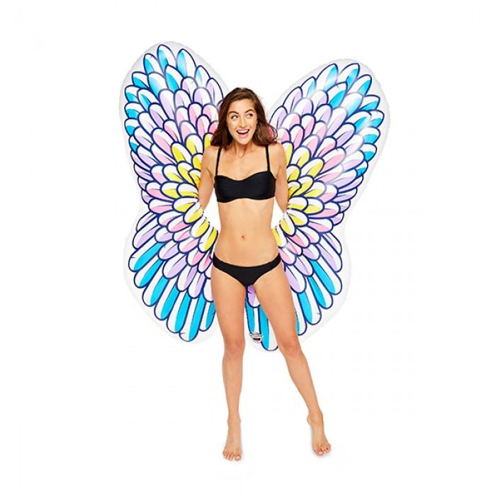Giant Pool Float Angel Wings