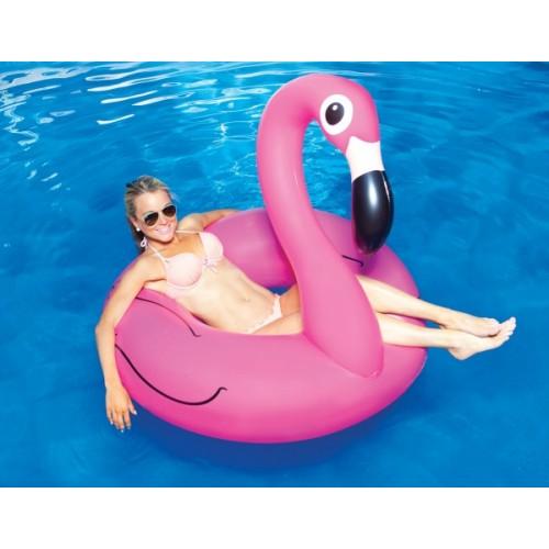 Giant Pool Float Pink Flamingo