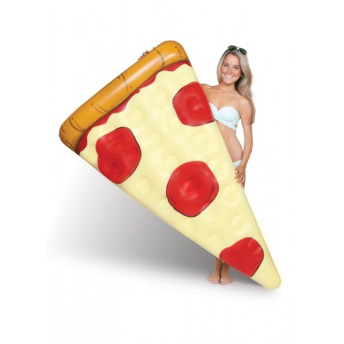 Giant Pool Float Pizza Slice