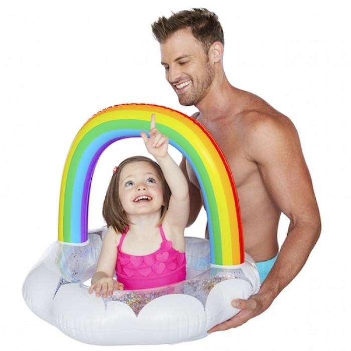 Lil Float Happy Rainbow